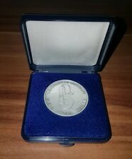 Industriegewerkschaft - 25 Jahre Treue - Münze - Silber