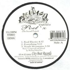 Poet'z – The Second Project - City Beat Records CBR 2001 aka  Electrodefender