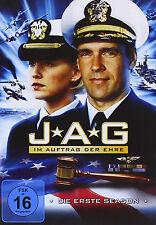 6 DVDs * JAG - IM AUFTRAG DER EHRE ~ STAFFEL / SEASON 1 # NEU OVP +