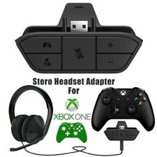 Stereo Headset Adapter Headphone Converter For Xbox One Wireless Game Controller