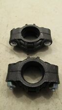 "Lot of 2 Victaulic 77 Flexible Coupling Black 2"" USA Made"