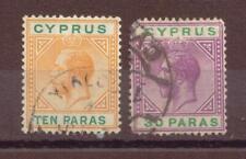 Cyprus, King George V, Used, 1912, OLD