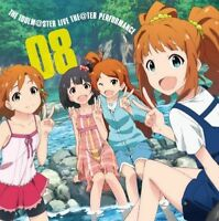 GAME MUSIC-IDOLMASTER MILLION LIVE! PERFORMANCE 08-JAPAN CD Bonus Track E00