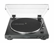 Audio-Technica AT-LP60X Turntable - Black