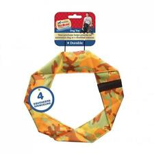 """America's VetDogs Camo Twisty Ring 9"""" Tug Dog Toy - Tug for Dogs - Free Shipping"""