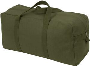 "Jumbo Tanker Mechanics Tool Bag Heavyweight Canvas 19"" x 9"" x 6"""