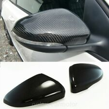 For 2010-2014 Golf 6 Mk6 GTI R Replacement Real Carbon Fiber Side Mirror Covers