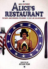 Alice's Restaurant, New Disc, Seeger, Pete, Broderick, James, Guthrie, Arlo, Pen