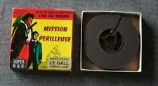 Film super 8 - L'ile aux trésor - Mission perilleuse