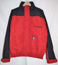 Carhartt Workshield Jacket Red/Black Mesh Lined Encompass Logo Men's L Reg NWT