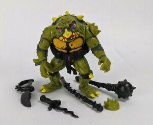 1991 Playmates TMNT Tokka 100% Complete Teenage Mutant Ninja Turtles