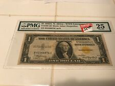 1935a 1 north africa silver certificate Fr# 2306