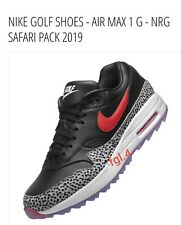 72dd7834fe43a0 Nike Air Max 1 G NRG Golf Shoes size 10.5 PGA Championship Exclusive Vry  Limited