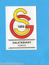 FOOTBALL CLUBS-PANINI 1975-Figurina n.293- GALATASARAY - TURCHIA -SCUDETTO-Rec