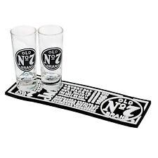 Jack Daniels Old No. 7 Shooter Gift Set Black