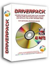 HP COMPAQ Driver Recupero Disc CD/DVD per Windows XP VISTA WIN 7 8 8.1 10