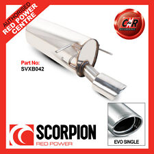 Vauxhall Astra Mk5 Sporthatch 2005-2009 Scorpion Rear Silencer Only Evo SVXB042