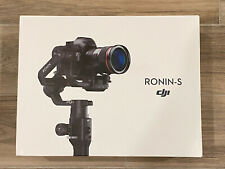 Dji Ronin S Perfect/Mint Condition