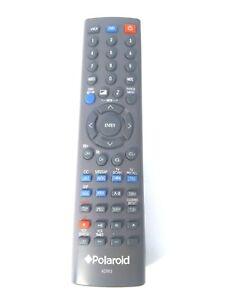 POLAROID KDTR3 TV VCR DVD REMOTE CONTROL, TBX-2000AF TBX2000AF,