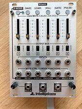 Intellijel Mutamix (Doepfer, Eurorack, Modular Synthesizer)