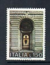 ITALY MNH 1976 SG1470 CENTENARY OF STATE ADVOCATE'S OFFICE