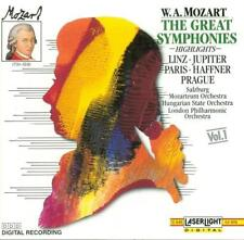 Mozart - The Great Symphonies - Highlights