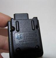 Official OEM Nintendo 64 N64 RF Modulator NUS-003 Adapter Good Shape