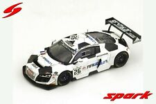 1:43 Audi R8 n°26 Spa 2014 1/43 • SPARK SB074