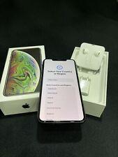 New listing Apple iPhone Xs Max Space Gray 256Gb A1921 Lte Gsm Cdma Verizon Unlocked - Good