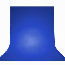 LS Studio Muslin Backdrop for Photography (Blue)