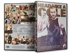 Official PWG Pro Wrestling Guerrilla - Head Like A Cole Event Blu-Ray