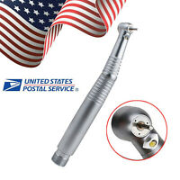 2 Hole Dental LED E-generator Fast High Speed Handpiece Turbine Push Fit NSK US!