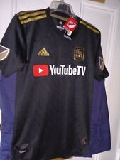 Los Angeles Football Club Lafc YouTubeTv soccer Jersey 1st Year style - Adidas S