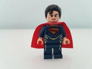 Lego Superman Minifigure from DC Comics sets 76009 76002