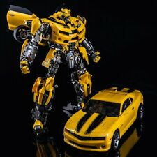 Transformers Bumblebee MMP03 YUEXING Metal Plate Action Figure In Stock 20cm Toy