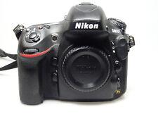 Nikon D 800 Vollformat Digital Reflex Caméra