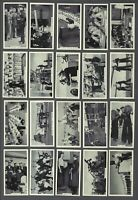 1938 Ardath Life in the Services Tobacco Cards Complete Set of 50