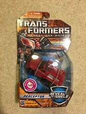 Transformers Reveal The Shield RTS Perceptor Deluxe Class Figure Hasbro 2010