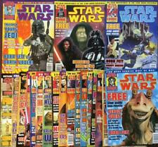 Star Wars The Comic #13 to #32 (Titan 1999) Magazine size. 20 x hi grade issues.