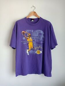 Vintage Kobe Bryant 2000's t shirt NBA Basketball LA Lakers
