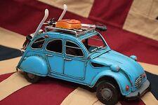 CITROEN  tinplate car blechmodell auto voiture tole buriki handmade