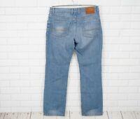 Tommy Hilfiger Herren Jeans Gr. W34 - L32 Mercer Straight Fit