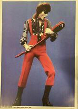 David Bowie TopPop Studios Holland Poster 24 X 33