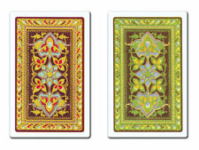 ORO 100% Plastic Playing Cards 2 Pack - TIMBERLAND TAPESTRY - FREE SHIPPING