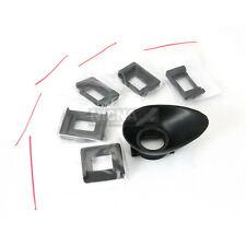 Universal Eyecup for Canon Nikon Sony Pentax Olympus Minolta FujifilmSigma