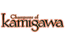 FOIL CAMPIONI DI KAMIGAWA - CHAMPIONS OF KAMIGAWA Complete Set MTG MAGIC Eng