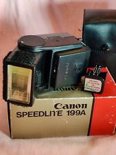 Canon Speedlite 199A Shoe Mount Flash for  Canon