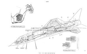 TSR2 TSR-2 MAINTENANCE MANUAL RARE 1960's ARCHIVE DETAIL Jet Cold War Strike