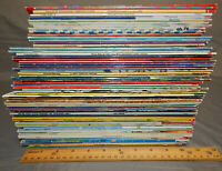 70 kids picture books BULK LOT odd titles, many scholastic, for various ages PB