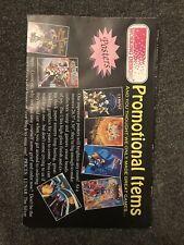 Working Designs Catalog Rare Sega Saturn PS1